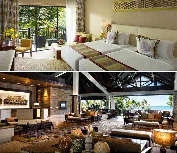Shangri La Rasa Ria Resort