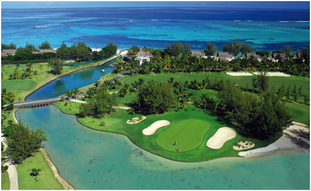 The Paradis Golf Course