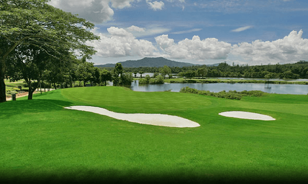 Blue Canyon Country Club, Phuket