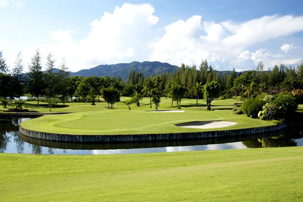 Laguna Phuket Golf Club, Phuket
