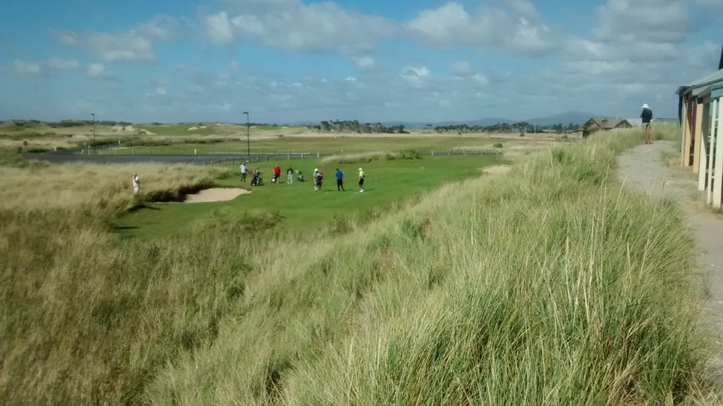 barnbougle dunes golf tour