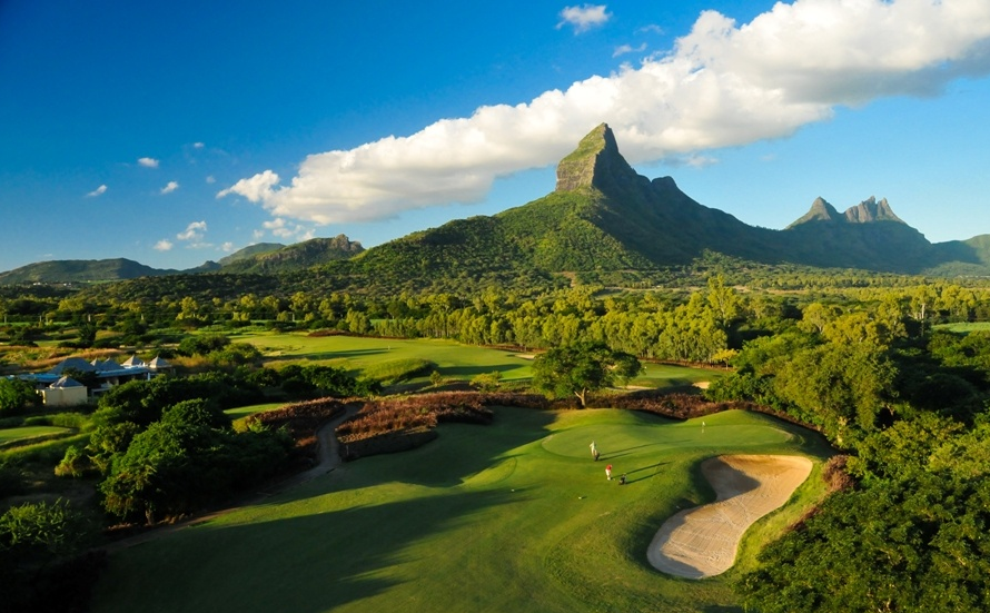 Trip Advisors high ranking of Mauritius Golf Holidays