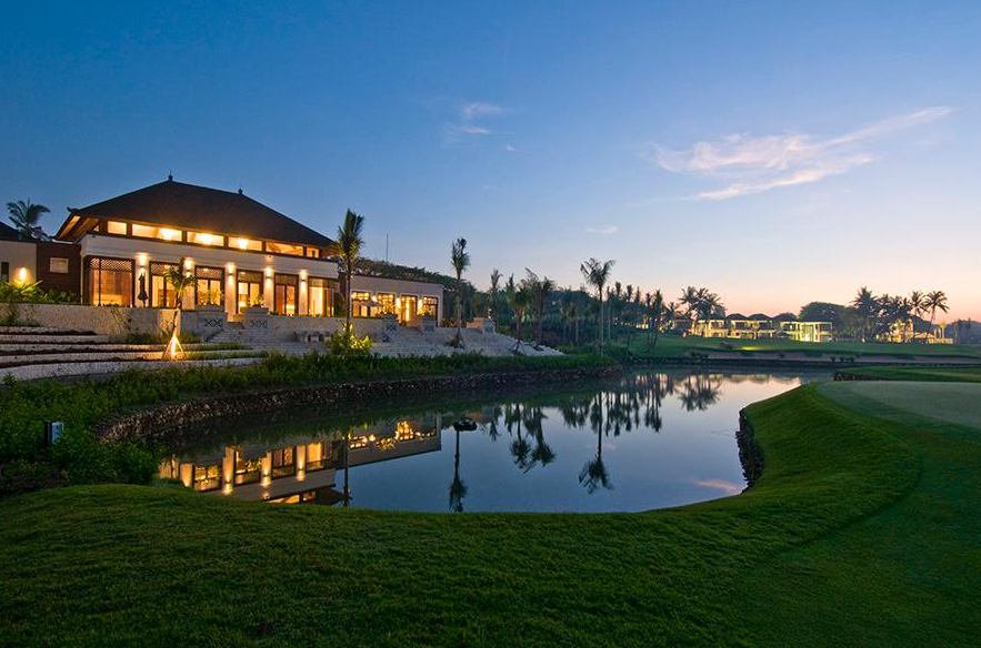 Bali golf travel