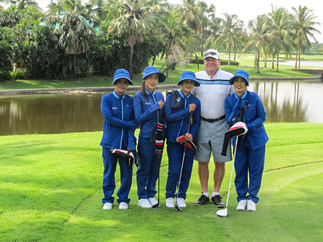 2016 Thailand Golf Tour Part 1