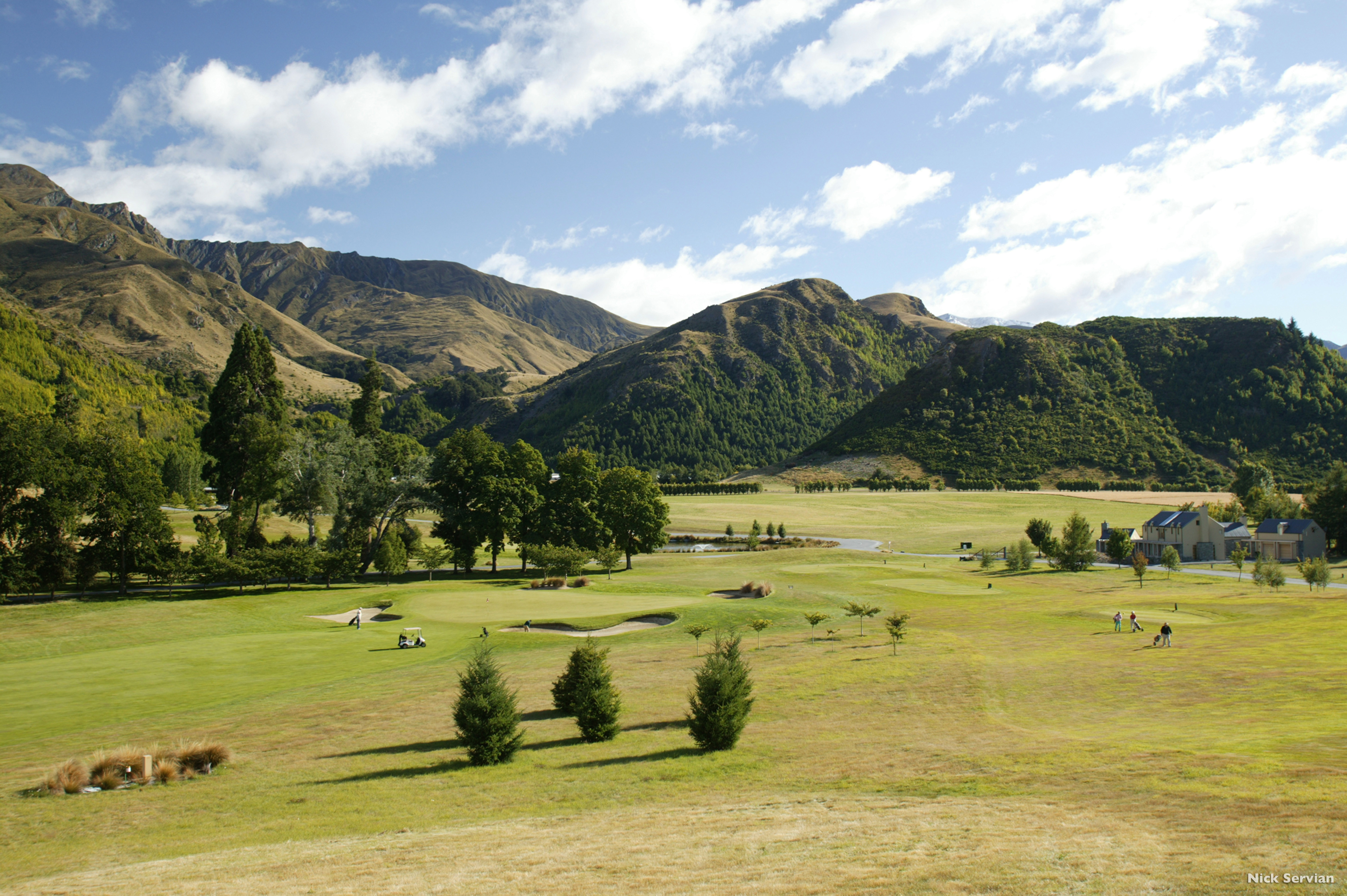 New Zealand Golf Stay & Play Packages
