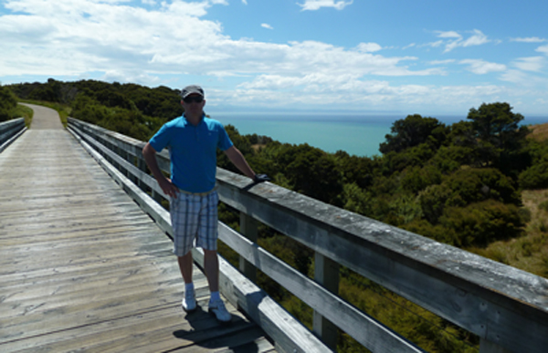 New Zealand golf holiday