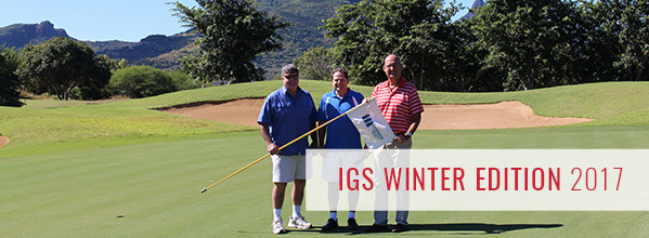 IGS Golf Travel Winter Edition