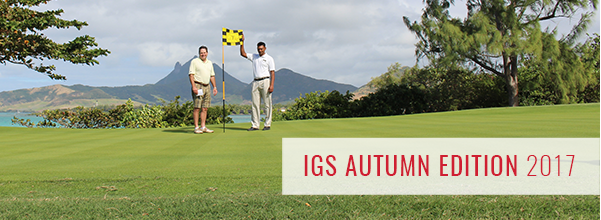 Golf Travel IGS Autumn Edition 2017