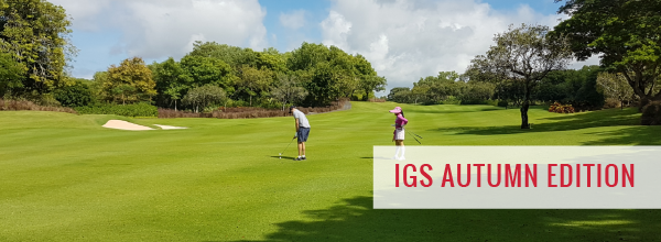 IGS Golf Travel Autumn Edition