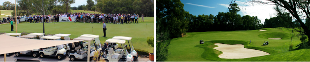Corporate Golf Days Perth
