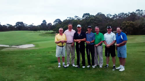IGS Barnbougle golf tour