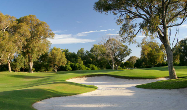 Golf in West Australia's South West
