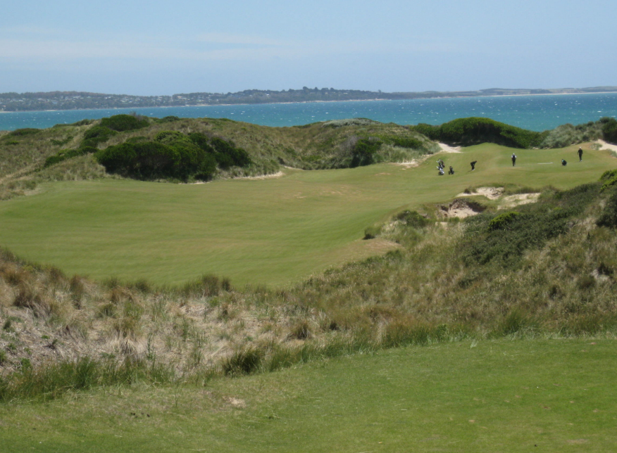 BARNBOUGLE DUNES GOLF TOURS