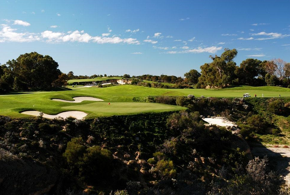 Perth, Western Australia Summer of Golf