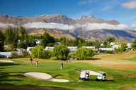 Millbrook Resort New Zealand golf pacakges