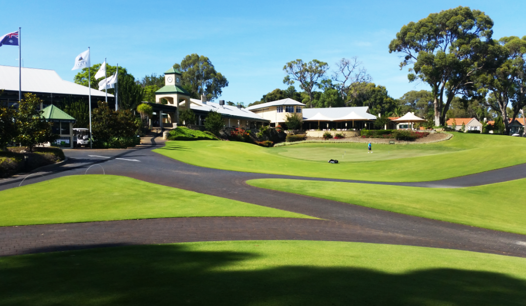 Perth, Western Australia Golf Travel and Tours
