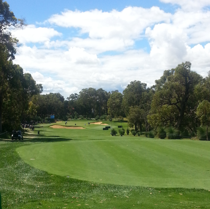 Perth International - Golf in Western Australia