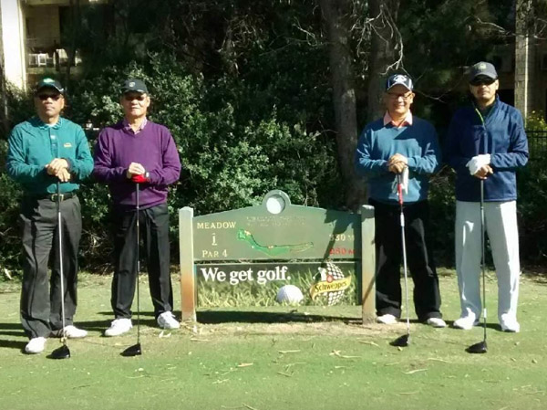 Perth Hosted Golf Tour
