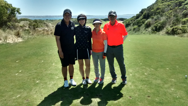 Tasmania Hosted Golf Tour