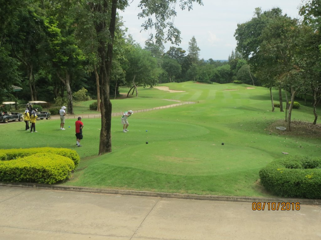 Thailand Golf Tour November 2016