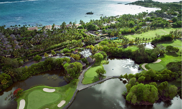 The Links & Legends Golf Course at Belle Mare Plage