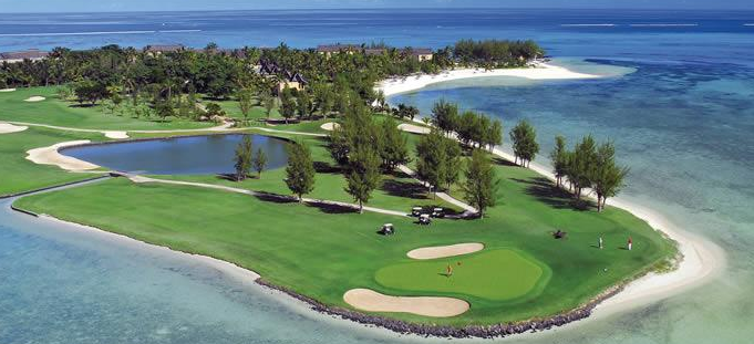Mauritus golf travel