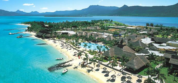 Mauritus golf packages