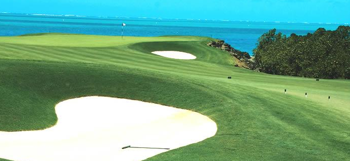 Mauritus golf travel packages